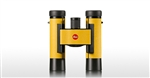 LEICA 10x25mm Ultravid Colorline (Lemon Yellow) Binoculars