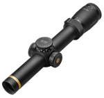LEUPOLD VX-5HD 1-5x24mm CDS-ZL2 (30mm) FireDot Duplex Reticle (Illuminated)