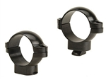 LEUPOLD Standard 1-inch, Medium, Gloss Rings