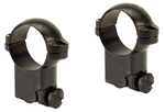 LEUPOLD Ruger #1 & 77/22 1-inch, High, Gloss Ringmounts