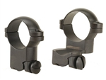 LEUPOLD Ruger #1 & 77/22 1-inch, High Extension, Matte Ringmounts