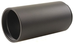 "LEUPOLD 4"" Matte Alumina 50mm Sunshade (fits 2004 and newer 50mm objective scopes except LPS, VX-L, VX-7L and VX-3L)"