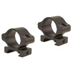 LEUPOLD Rifleman Detachable, 1-inch, Low, Matte Rings