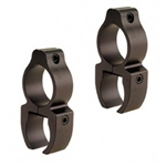 "LEUPOLD Rifleman .22 Detachable See-Thru, 3/8"", Matte Rings"