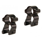 LEUPOLD Detachable See-Thru, 1-inch, High Gloss Rings