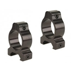 LEUPOLD Rifleman Vertical Split, 1-inch, Gloss Rings