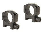LEUPOLD Mark 4 30mm, Medium Matte (Steel) Rings