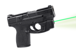 LASERMAX Smith & Wesson Shield .45 Green Laser/Light
