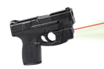 LASERMAX Smith & Wesson Shield .45 Red Laser/Light