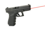 LASERMAX Glock Gen 4 Model 19 Red Guide Rod Laser