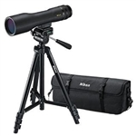 NIK 16-48x60mm Prostaff 3 Fieldscope Outfit