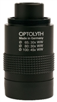 OPTOLYTH 30X Wide Angle (Eyepiece Only) 80MM Spotting Scope