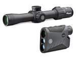 SIG SAUER Sierra3BDX Combo Kit with 2.5-8x32mm Riflescope & KILO1000BDX 5x20mm Rangefinder