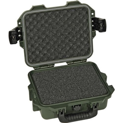 "PELICAN STORM CASE W/ FOAM for G7 RANGEFINDER (9.50"" x 7.50"" x 4.25"") Olive Drab"