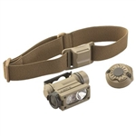 STREAMLIGHT Sidewinder Compact II Headlamp with Helmet Mount and Strap