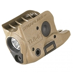 STREAMLIGHT TLR-6 Glock 42/43 Tactical Light - Flat Dark Earth