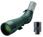 SWAROVSKI ATS-80 HD Angled Spotting Scope (80mm Body) & 25-50X Vario  Eye Piece