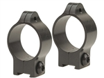 "TALLEY Rimefire Rings 1"" (Low) for CZ452 European, 455,512, 513"