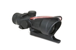 TRIJICON ACOG 4x32mm Dual Illuminated Red Triangle .223 Ballistic Reticle (Price Includes Free Flat Top Adapter�Save $69.95)