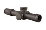 Trijicon AccuPower® 1-8x28 Riflescope MOA Segmented Circle Crosshair w/Green LED, 34mm Tube