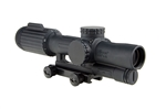 VCOG® 1-6x24 Riflescope Red Segmented Circle / Crosshair  300 BLK Ballistic Reticle w/ Thumb Screw Mount