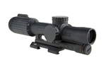 Trijicon VCOG® 1-6x24 Riflescope Red Segmented Circle / Crosshair .308 / 175 Grain Ballistic Reticle w/Quick Release Mount