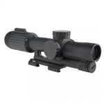 Trijicon VCOG® 1-6x24 Riflescope Green Segmented Circle / Crosshair .223 / 55 Grain Ballistic Reticle w/ Quick Release Mount