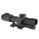 Trijicon VCOG® 1-6x24 Riflescope Green Horseshoe Dot / Crosshair .223 / 77 Grain Ballistic Reticle w/ Quick Release Mount