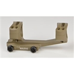 "Warne Mount Gen2 AR 1"" Ext Skeletonized DE"