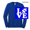 Royal Long Sleeve T-Shirt (Adult and Youth)
