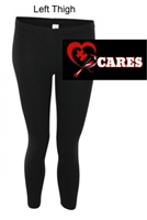 Black Legging (Adult)