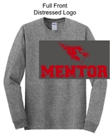 Graphite Heather Long Sleeve T-Shirt (Adult and Youth)