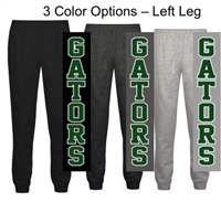 Fleece Jogger Pants (Adult and Youth)