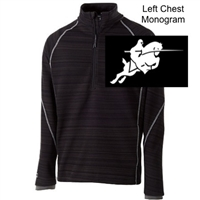Black 1/4 Zipper Pullover (Adult and Youth)