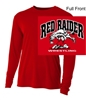 Red Performance Tee - Long Sleeve (Adult, Ladies and Youth)