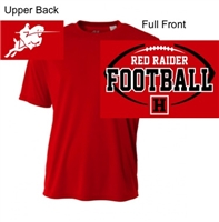 Red Performance Tee - Short Sleeve (Adult and Ladies)