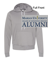 Storm Cotton/Poly Fleece Hooded Sweatshirt (Adult and Youth)