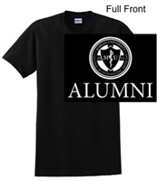 Black Short Sleeve T-Shirt (Adult and Youth)