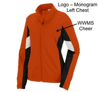 Ladies Orange Jacket (Ladies)