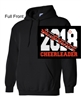 Black Hooded Sweatshirt (Adult and Youth)
