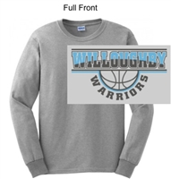 Sport Grey Long Sleeve T-Shirt (Adult and Youth)