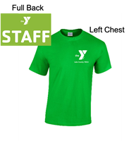 Acid Green Short Sleeve Performance Shirt (Adult)