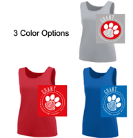 Polyester Tank Top  (Ladies and Girl)