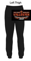 Black Jogger Pants with Pockets (Adult)