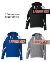 Cotton Polyester Hooded Sweatshirt (Adult and Youth)