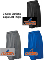 Performance Shorts with Pockets (Youth and Adult)