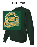 Forest Green Crew Sweatshirt (Adult and Youth)