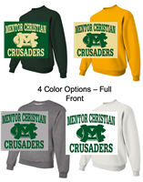 Crew Sweatshirt (Adult and Youth)