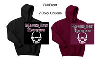 Hooded Sweatshirt (Adult and Youth)