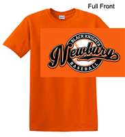 Orange Short Sleeve T-Shirt (Adult and Youth)
